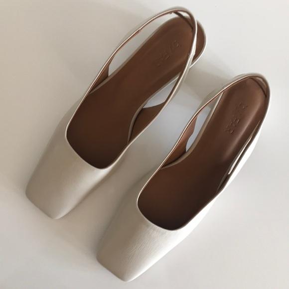 a873b1471a13 By Far Shoes - By Far Danielle Slingbacks